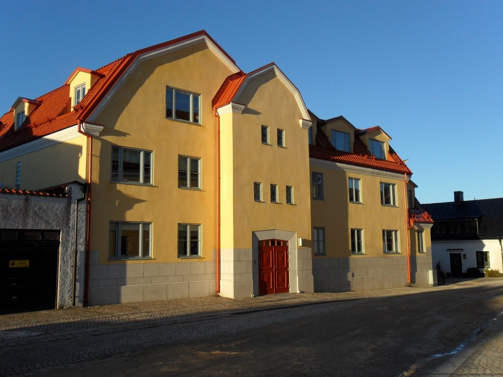 Kinbergs Plats 7, Visby
