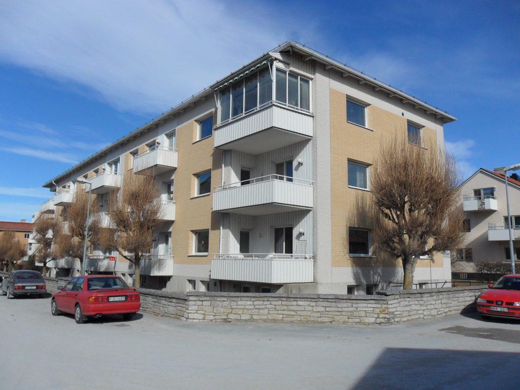 Vallgravsgatan 5, 7, Visby
