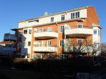 Neptungatan 1, Visby