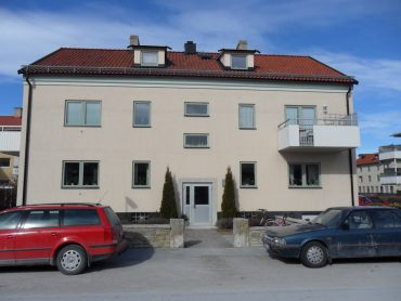 Vallgravsgatan 9, Visby