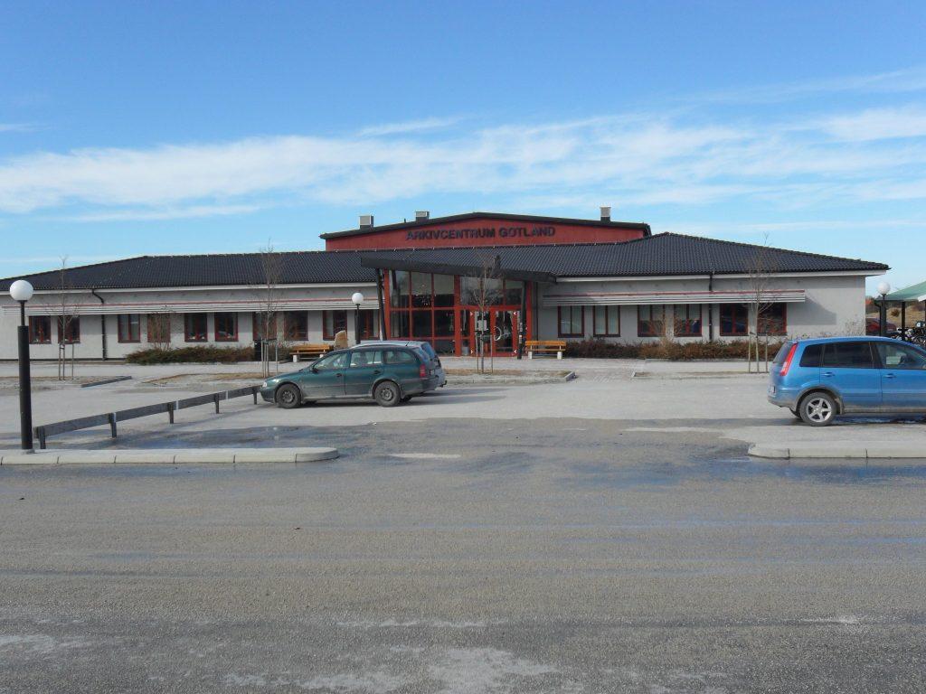 Broväg 27, Visby